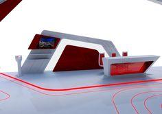 Telkomsel Exhibition Design 2