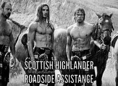 Um, yes, I think my horse has a flat Scotland Men, Scotland Travel, Scottish Man, Scottish People, Scottish Kilts, Wild Eyes, Men In Kilts, Raining Men, Scottish Highlands