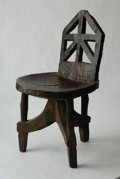 African chair  #GISSLER #interiordesign