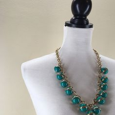 ❤️HOST PICK❤️ J. Crew Necklace J. Crew Necklace in perfect condition!  Beautiful quality piece-extraordinarily well made! J. Crew Jewelry Necklaces