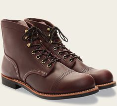 Red Wing Heritage Iron Ranger #8119 // Oxblood Mesa Leather