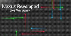 Nexus Revamped Best Live Wallpaper APK Download Android 2.3.6