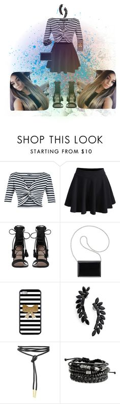 """moda me encanta😘😍😊😋😉"" by modapamy ❤ liked on Polyvore featuring Tokyo Rose, Lena Hoschek, WithChic, Zimmermann, Nine West and Cristabelle"