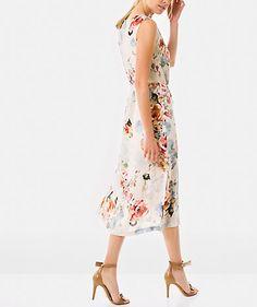 Vestido com estampado floral  Vestidos Globe | 2BSTYLE.NET - Network of Brands