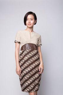 "4 dari 50 lebih gambar <a href=""http://www.modelmuslims.com/2017/08/model-baju-batik.html"">model baju batik</a> modern terbaru 2018 yang dapat menginspirasi anda."