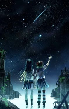 """I will hold on to the stars next to my dear soulmate. And let´s walk toghether and support each other. Please don´t ever leave me."""