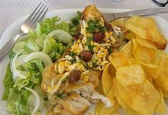 Receitas - Bacalhau à Minhota - Petiscos.com