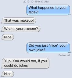 funny texts to send ex | ... Text You Want to Send to Your Mom, Plus 17 More Funny Text Messages