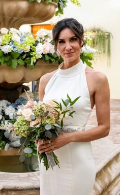 Wife of Lord Daniel Campbell, sister of Benedito Castelo, cousin and guardian of André Melo/Andrew Campbell. (Portrayed by Daniela Ruah) Daniela Ruah, Ncis Los Angeles, Chiffon Wedding Gowns, Tea Length Wedding Dress, Wedding Dresses, Kensi Blye, Ncis Cast, Ncis New, Camouflage Wedding