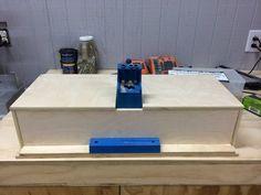 Kreg Joinery Platform/Storage Unit