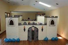 Image result for cardboard box fort