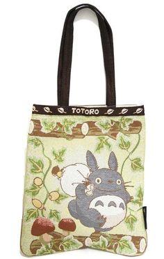 My Neighbour Totoro Tote Bag Acorn 23e37e07b89d1