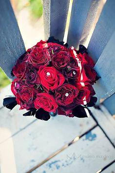 Bouquets photo by on Weddingbee. Real Weddings, Wedding Stuff, Bouquet, Inspiration, Biblical Inspiration, Bouquets, Inspirational