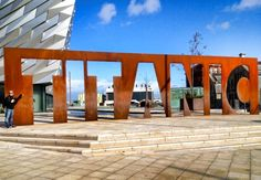 Visiting the Titanic Museum in Belfast, Northern Ireland was on my bucket list.  FOR TITANIC LOVERS :)