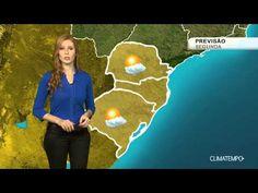 Previsão Sul - Ar seco cobre toda a Região Sul