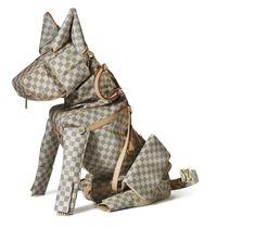 Louis Vuitton's Maroquinaris Zoologicae by Billie...