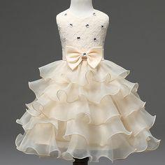 wedding flower girl | W71763g 2016 Fashion Lace Wedding Flower Girls Dress Baby Girl Party ...