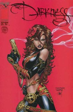 Comic books are close to many of us designers' hearts, since these are likely our first encounters to the . Comic Book Characters, Comic Character, Female Characters, Comic Books, Pirate Girl Tattoos, Anime Redhead, Fantasy Art Warrior, Anita Blake, Tattoo Clothing
