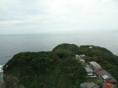 Enoshima Island: View from the Sea Candle tower