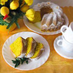 Wielkanocna babka piaskowa | Świat Ciasta