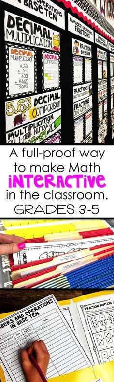 An INCREDIBLE method for making math a hands-free, teacher-free, and EXTREMELY effective time in your classroom. Give yourself the time you need for small group without worrying about the rest of your kiddos. Perfect for yearly homework, remediation, assessments...you name it!