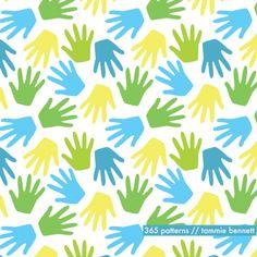 hands :: #365patterns - tammie bennett