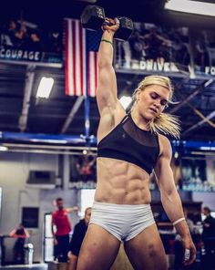 Strong Muscles Girl Laura Horvath 2018 CrossFit Games Runner Up This video contains advanced body fitness workout. Musa Fitness, Body Fitness, Fitness Tips, Fitness Models, Workout Fitness, Fitness Women, Female Fitness, Crossfit Women, Crossfit Athletes