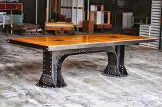 """The Bridge"" Table. Custom made - Spyker.net"