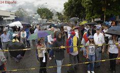 Cinco jóvenes caídos en un solo día en Venezuela