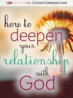 Are you longing to deepen your relationship with God? To dive into Bible study and grow to love the Lord more and more? I'd love for you to start here. This is a simple, yet effective, way to kickstart a growing relationship with God. Use this Bible study method & FREE printable to grow in faith starting now!