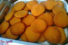 Κουλουρακια πορτοκαλιου της γιαγιας μου...