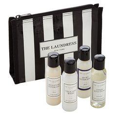 The Laundress® Clothing Care Travel Set | SALE $7.49