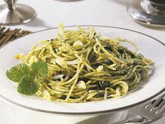 Soya filizli spagetti Tarifi Nasıl Yapılır?