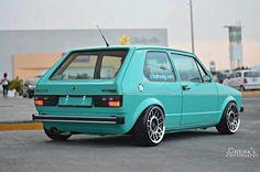 Need this bumper 😅 Volkswagen Golf Mk1, Vw Mk1, Vw Classic, Golf 1, Car Goals, Vw Cars, Fast Cars, Custom Cars, Cool Cars