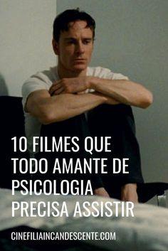 10 filmes que todo amante de psicologia precisa assistir. #filmes Cinema Film, Cinema Movies, Film Movie, Series Movies, Movies And Tv Shows, Tv Series, Books To Read, My Books, Great Movies To Watch