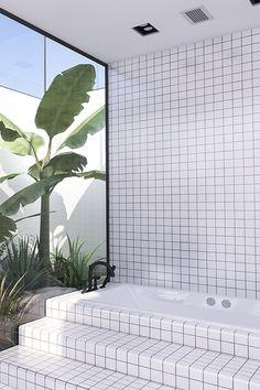stunning square tile