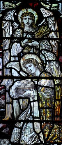 Winchcombe Stained Glass -141