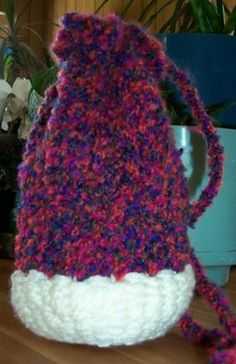 Canadian Crafter: Search results for Flat bottom round bag Round Loom Knitting, Loom Knitting Stitches, Knifty Knitter, Loom Knitting Projects, Crochet Projects, Circle Loom, Loom Hats, Loom Crochet, Loom Craft