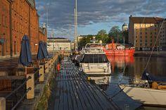 Early morning, Helsinki, Finland