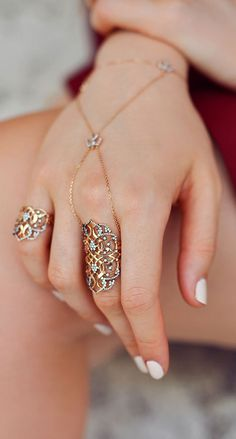 beautiful delicate #Jewellery <3
