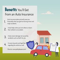 Benefits You'll Get from an Auto Insurance
