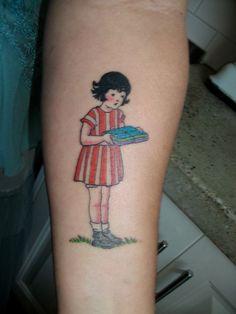 Best tattoo ever.