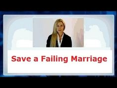 ★ Helpful advice -► How to Save a Failing Marriage - WATCH VIDEO HERE -> http://bestdivorce.solutions/%e2%98%85-helpful-advice-%e2%96%ba-how-to-save-a-failing-marriage    SAVE YOUR MARRIAGE STARTING TODAY (Click for more info…)   Find out how to save a marriage relationship and failed repairs before it's too late -►► ◄◄- It's possible to get another chance. Try effective and powerful method that has already helped 1000 couples and even changed...