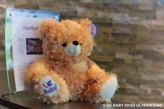 1438d92e27d Save that beautiful sound forever in a UC Baby Heartbeat Bear