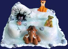 Bohra Gourmet- do it the Bohra way: Ice Age Party Theme