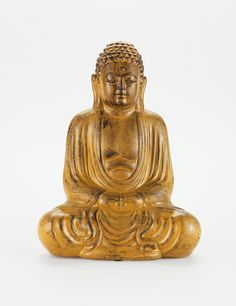 These little Buddha statues I have here and there in my home. I think they are beautiful and looking so calm...