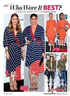 SS15 dress in US Weekly, July 2015
