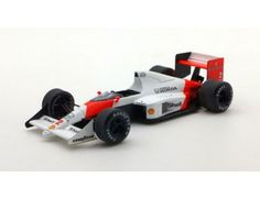 The TrueScale Minitatures 1/43 McLaren MP4/5 1989 French GP 1st Place No.2 - A.Prost is part of the TrueScale Miniatures 1/43 scale diecast model car range and displays some fantastic and intricate details.