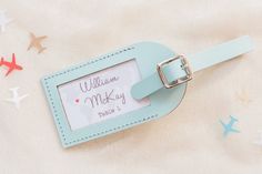Luggage Tag Wedding Favors From Love Travels Favors | Pinterest ...
