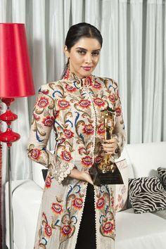 Anamika Khanna floral jacket